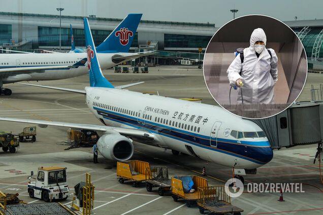 Аеропорт китайського Уханя відкриється для вантажних і пасажирських перевезень 8 квітня