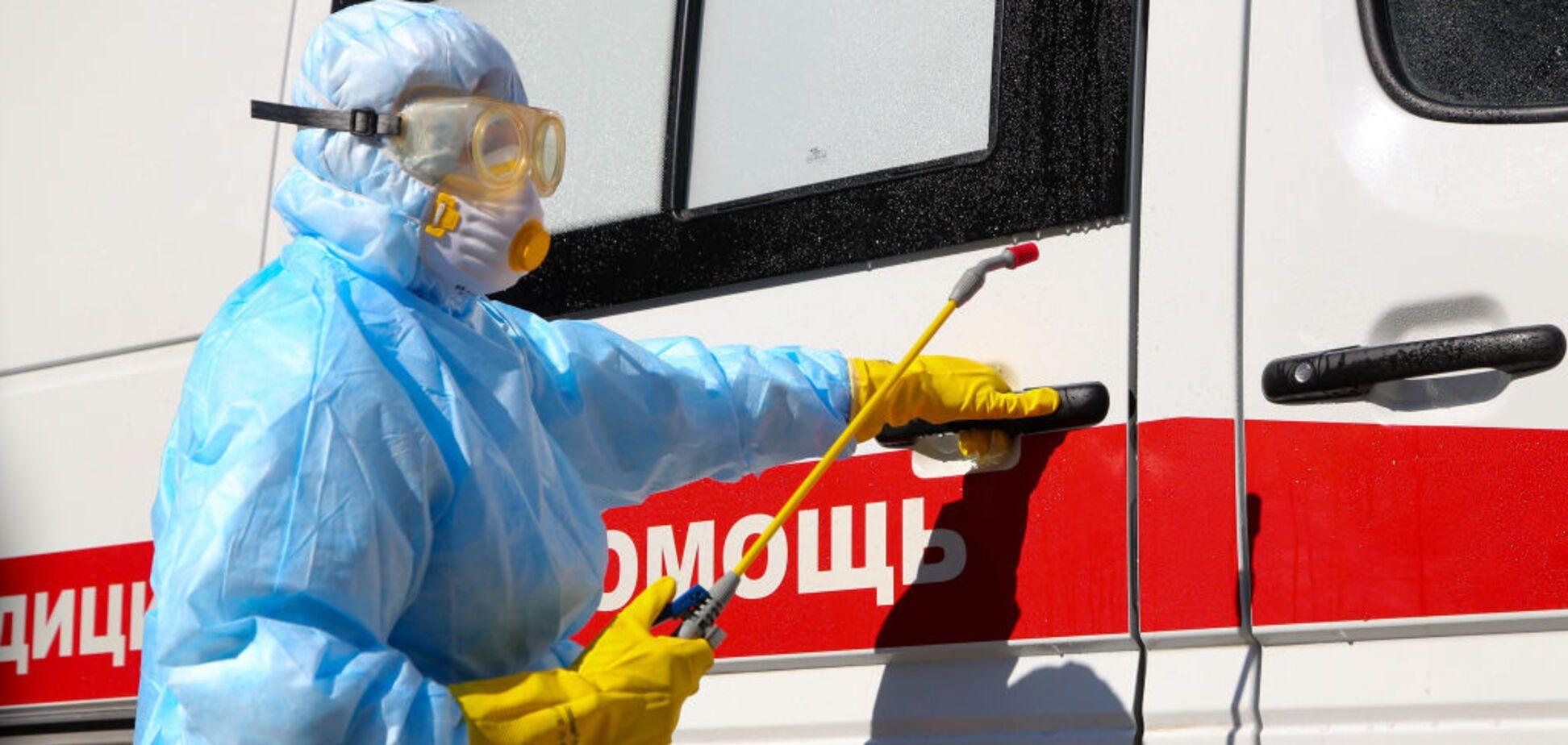 В Одеській області кількість заражених коронавірусом зросла до 4