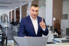 'Абсолютная ложь!' Кличко рассказал о ситуации с коронавирусом в Киеве
