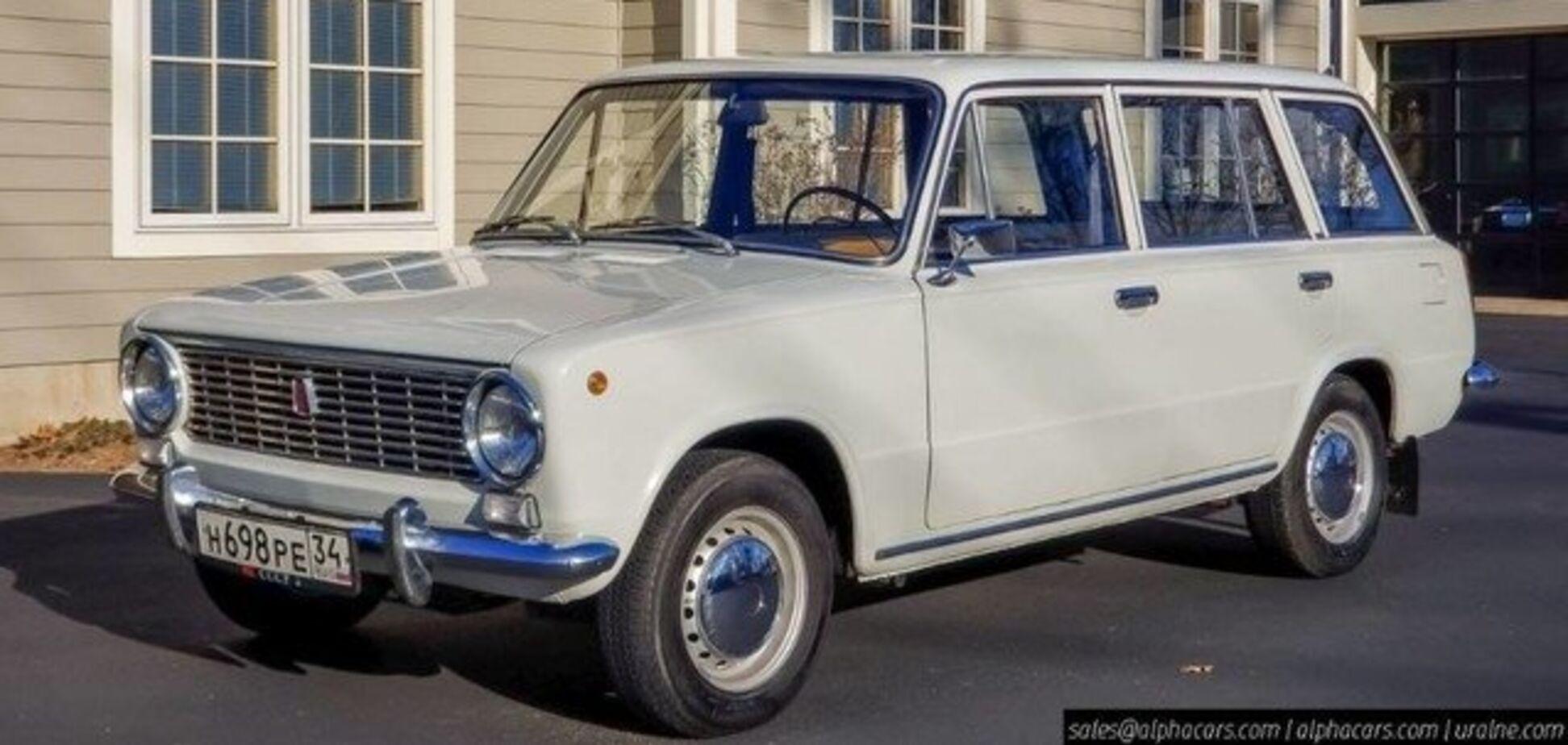 Самый обычный ВАЗ-2102 ушёл к новому владельцу за $18 000