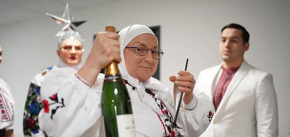 Мама Вєрки Сердючки без гриму: як 52-річна Інна Білоконь виглядає в житті