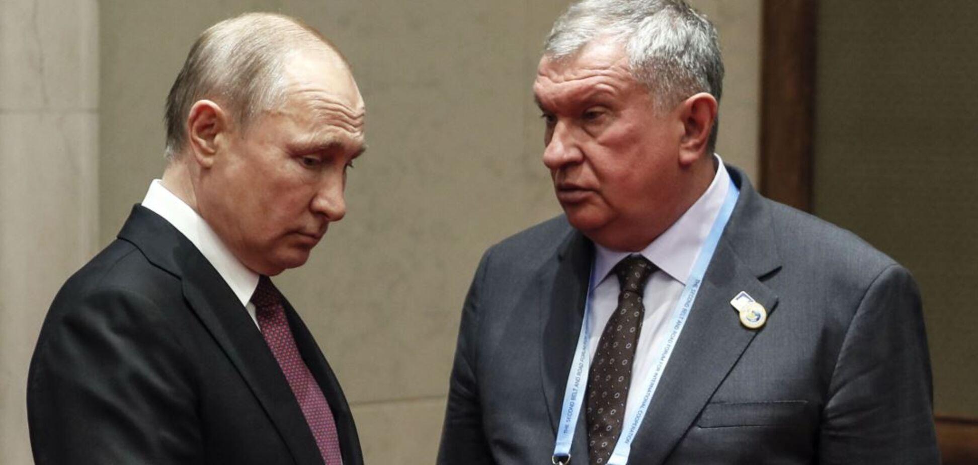 Сечин развязал нефтяную войну с Саудовской Аравией с позволения Путина – экономист