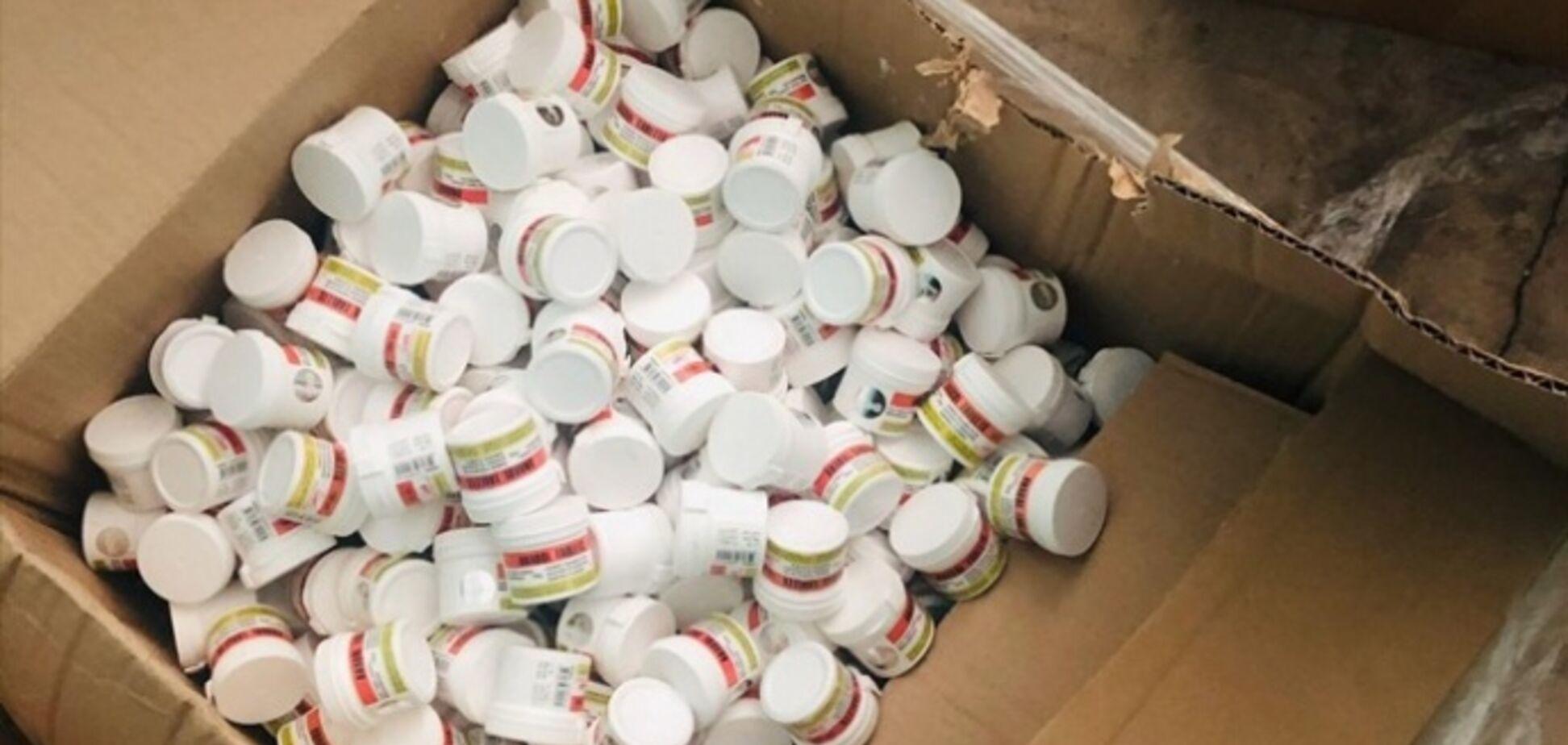 В Україні викрили схему з підробки ліків із багатомільйонним обігом