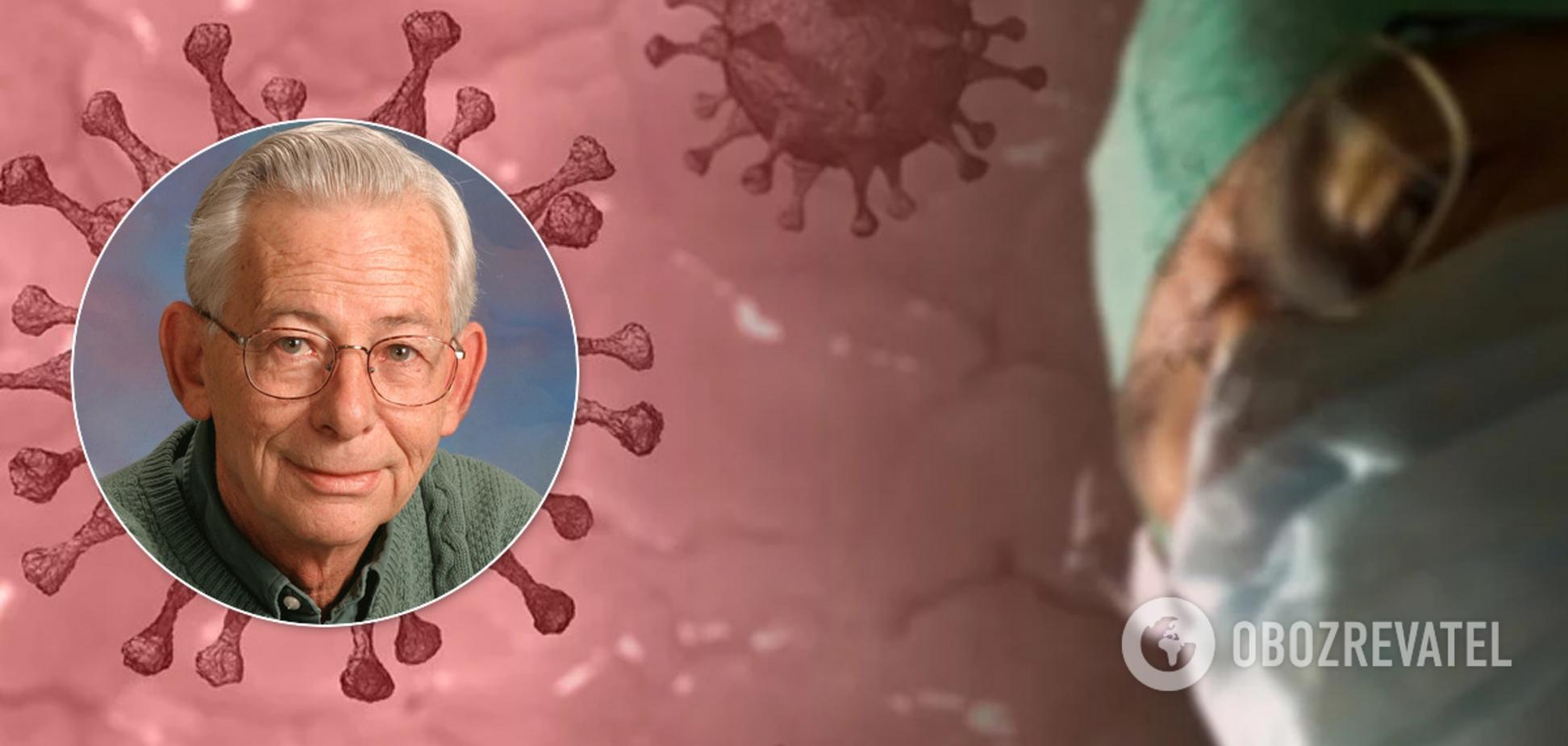 Епідемія коронавірусу може тривати роки, заразяться мільйони – американський вірусолог
