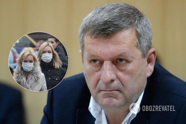 """""""Вони не усвідомлюють загрози"""": Чийгоз попередив кримчан про пандемію коронавірусу"""