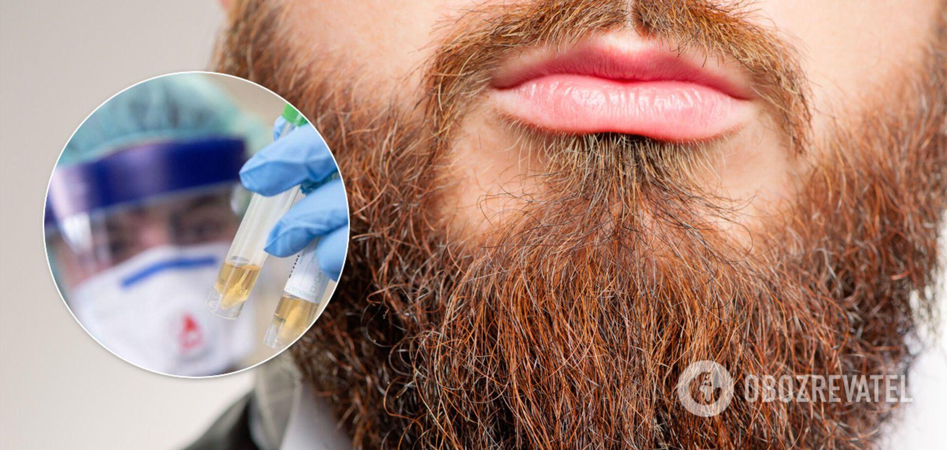 Борода підвищує ризик заразитися коронавірусом: як безпечно голитися