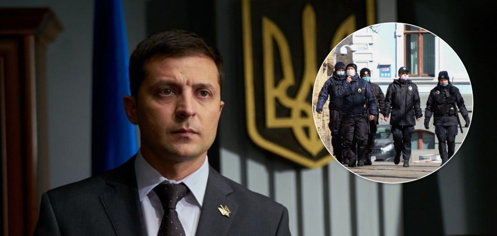 Зеленский может ввести ЧП в Украине в течение двух дней из-за нарушителей карантина