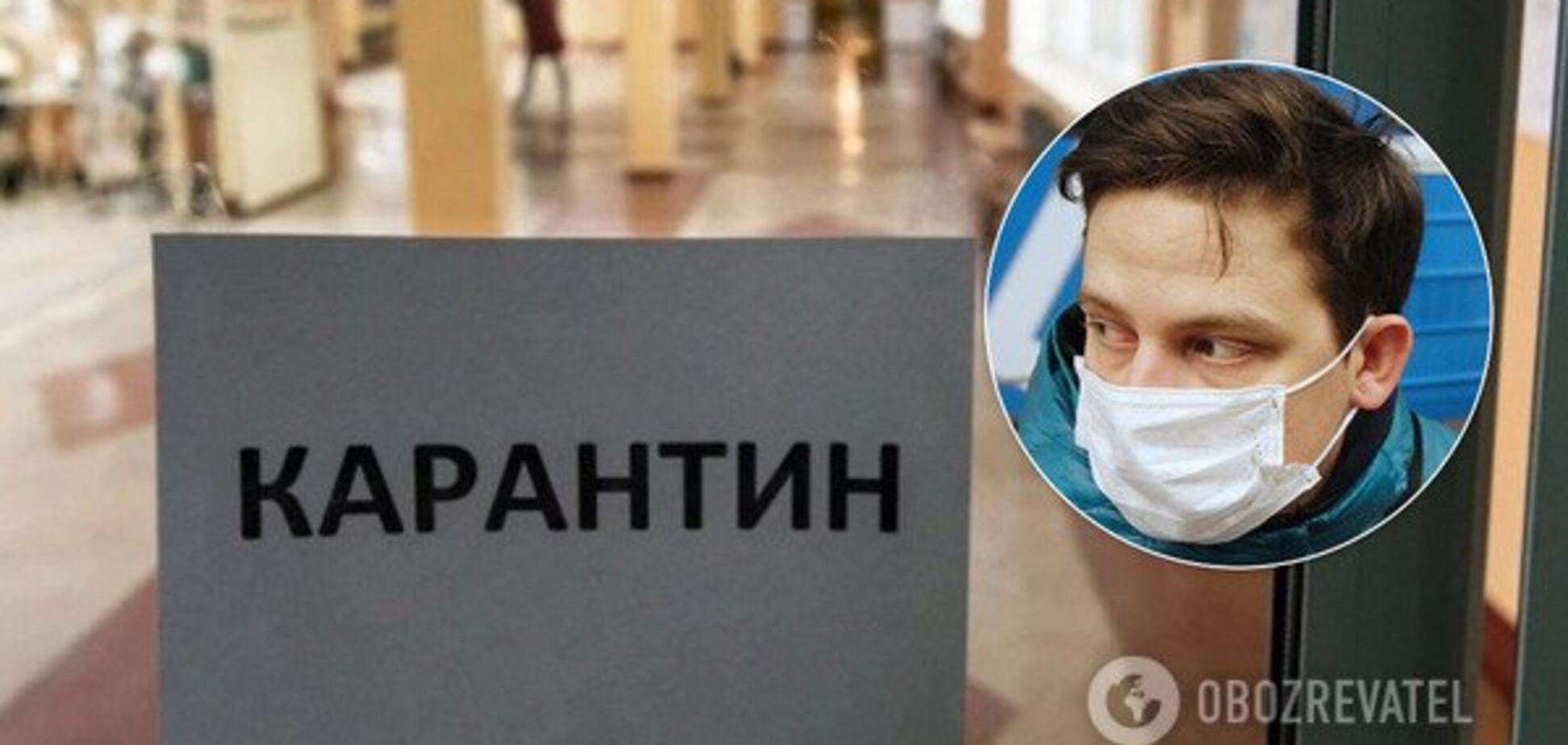 В Одесі поліція буде примусово 'лікувати' хворих на коронавірус