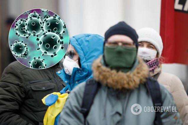 Коронавирус в Украине утихнет через три месяца – инфекционисты