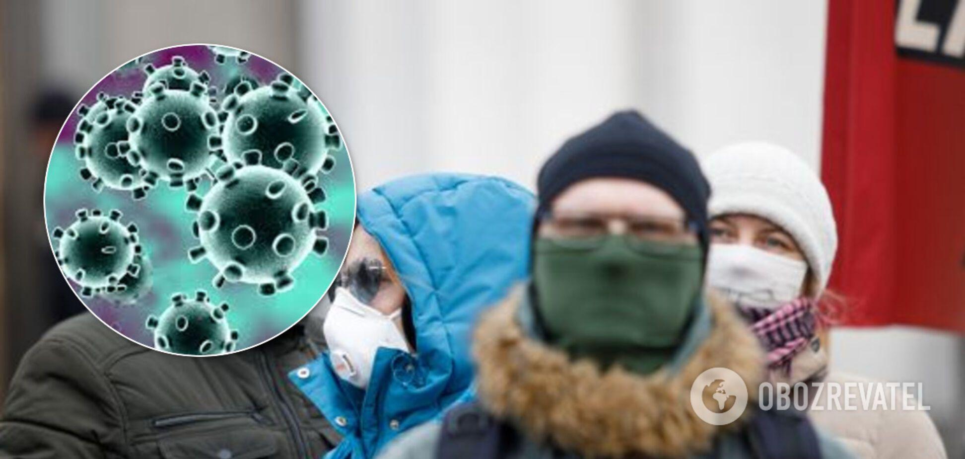 Коронавирус в Украине стихнет через три месяца: инфекционисты успокоили прогнозом