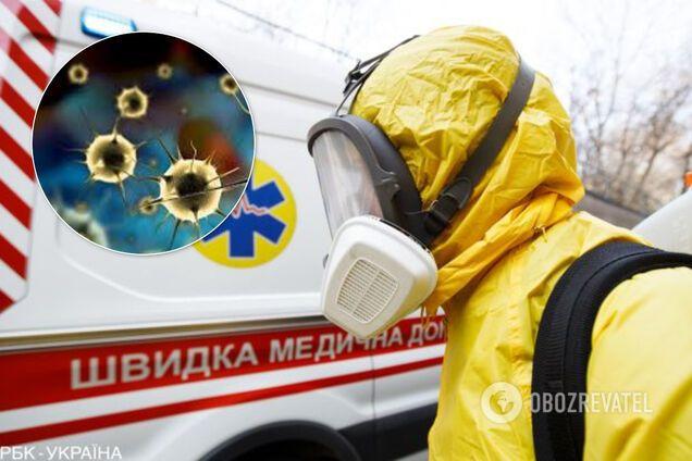 На Чернігівщині перший пацієнт із коронавірусом