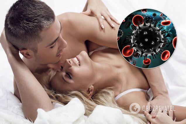 Секс не представляет опасности при отсутствии у партнеров симптомов COVID-19