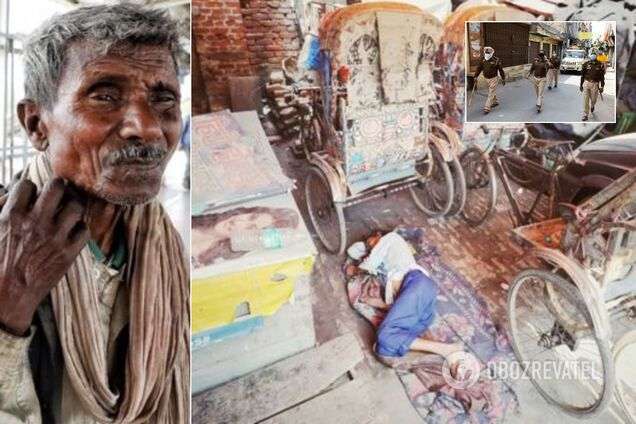 Индия оказалась на грани выживания из-за коронавируса