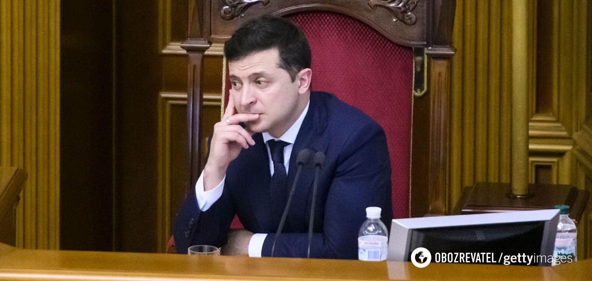 Зеленский назвал дату закрытия границ Украины