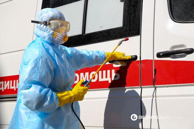 В Ивано-Франковской области коронавирус обнаружен у полицейского и священника