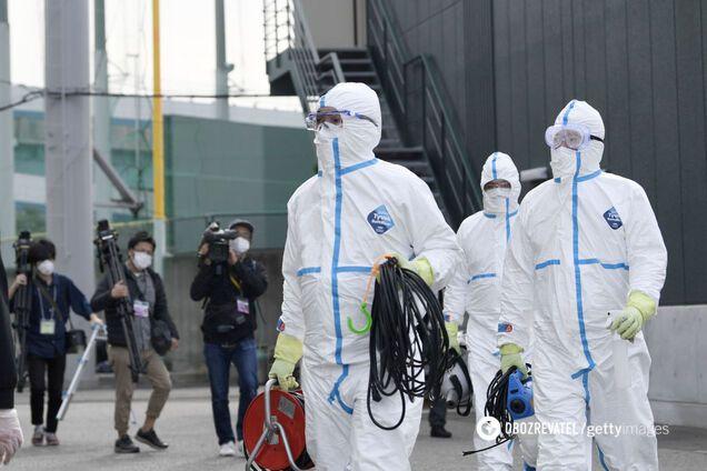 У світі бушує пандемія коронавiрусу