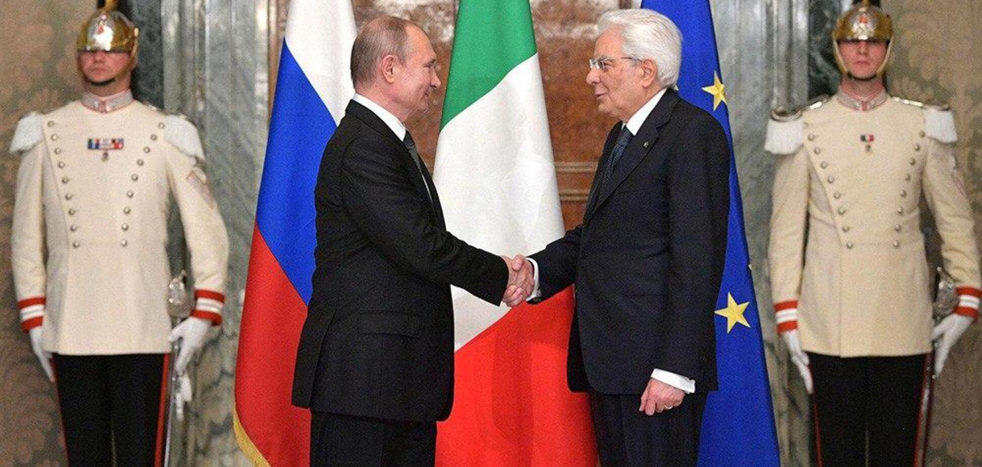 Вместо медиков – военные: в Италии разоблачили гумконвой Путина для борьбы с коронавирусом