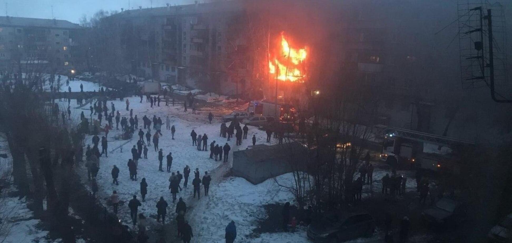 В Магнитогорске взорвалась многоэтажка: погибли два человека. Фото и видео