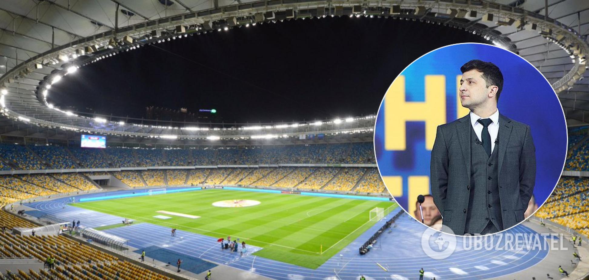 Стадион так стадион? Нардепы хотят провести заседание вне стен Верховной Рады