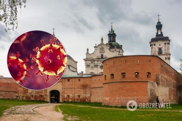 Коронавирус впервые подтвердили в Бердичеве