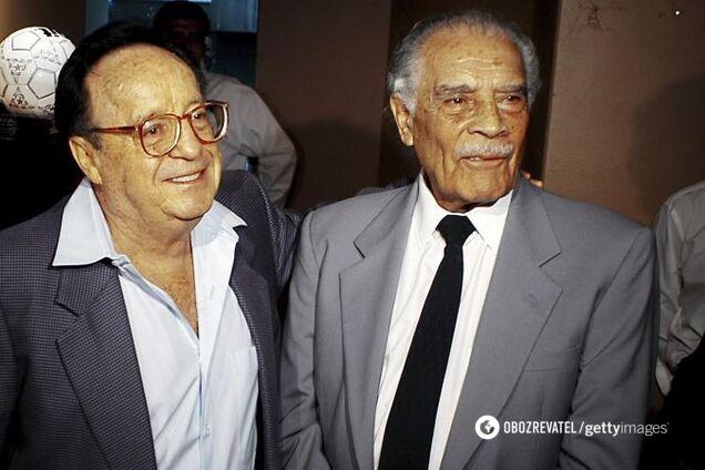 Игнасио Трельес (справа)