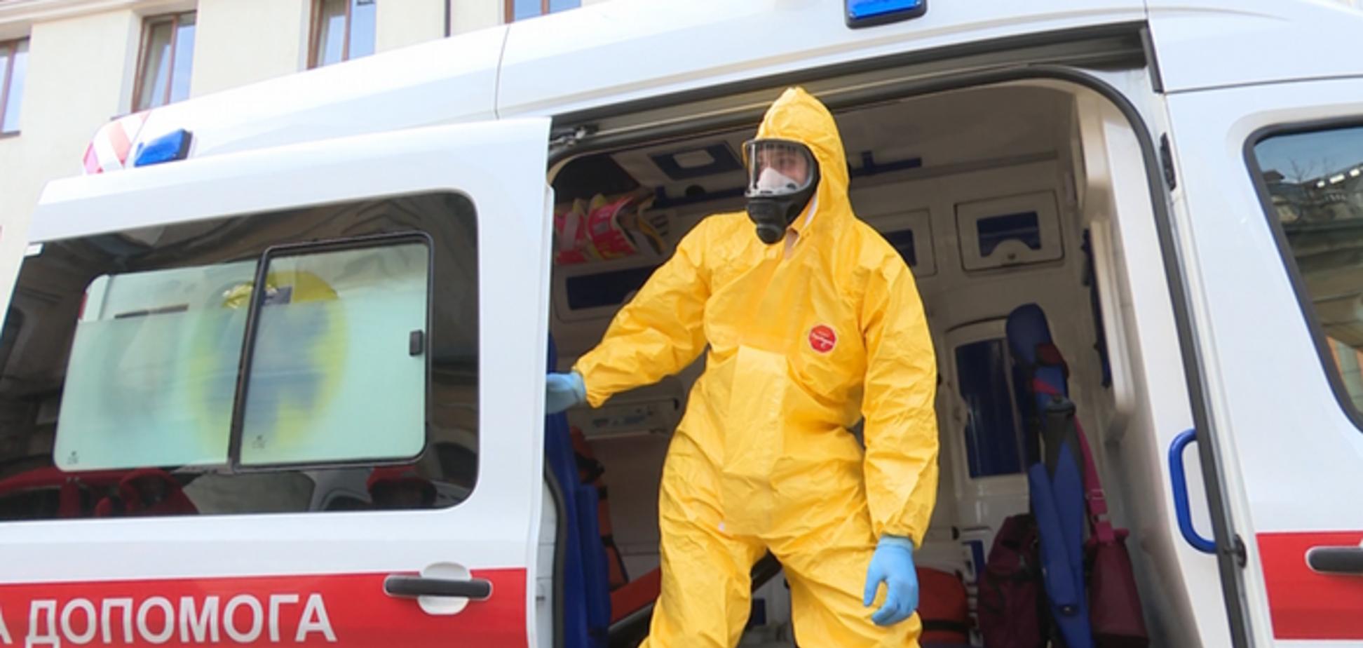 В Україні в 11 разів збільшилася кількість важко хворих на тлі COVID-19