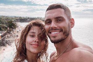 'Холостяк' Добринін та його наречена роздяглися на камеру: відверте фото