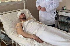 В Днепре медики спасли безнадежного раненого бойца