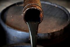 Цены на нефть упали ниже нуля на американском рынке