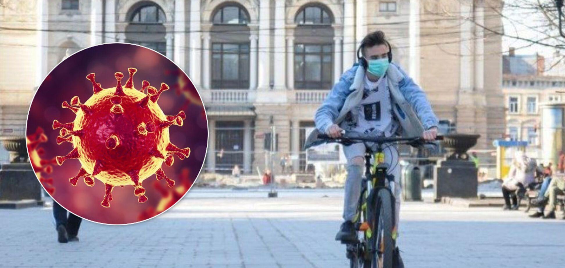 У Львівській області почнуть масово перевіряти жителів на коронавірус
