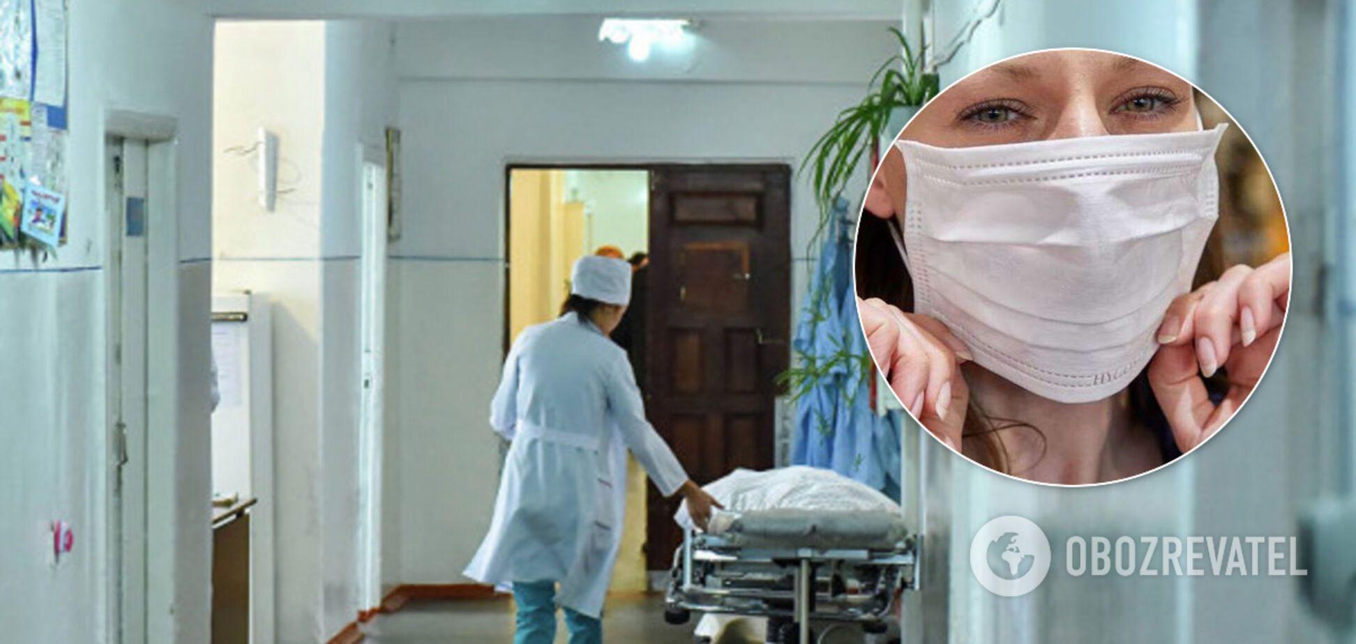 У лікарні Києва назрів бунт через відсутність спецзахисту від коронавірусу
