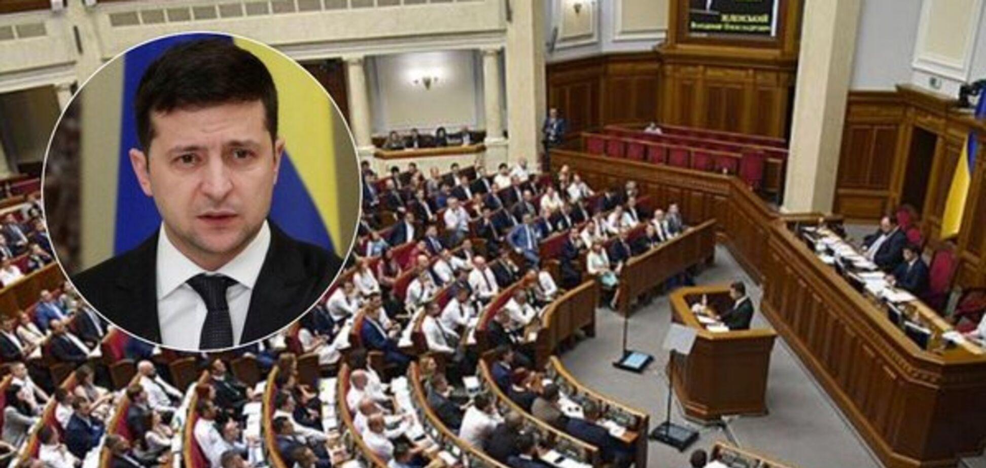 Верховная Рада проголосует за изменения в бюджет и законы по коронавирусу