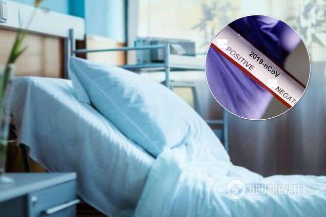 На Львовщине больница не получила тесты на проверку корронавируса