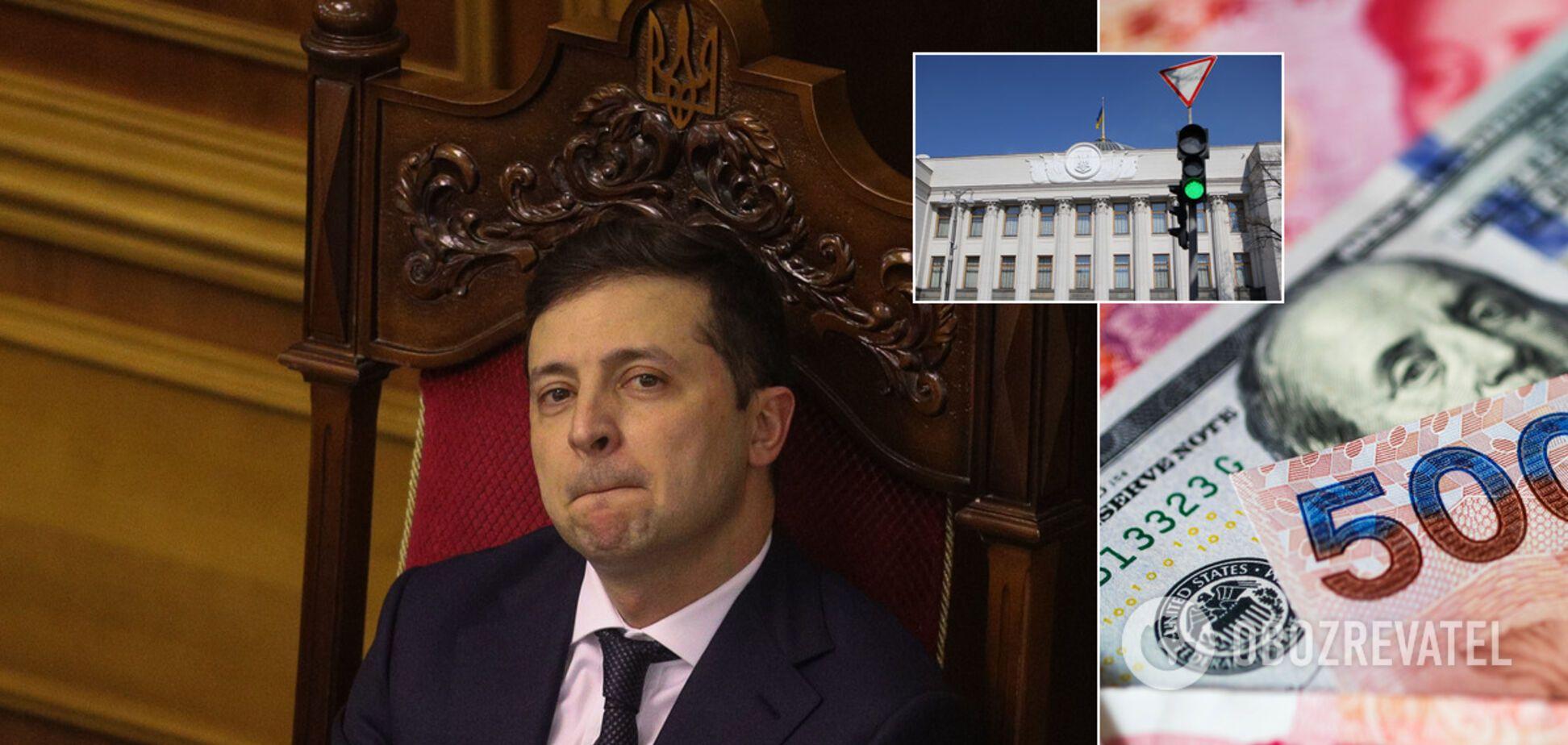 Цугцванг Зеленського, або Як президенту зберегти 'Слугу народу' та отримати гроші МВФ