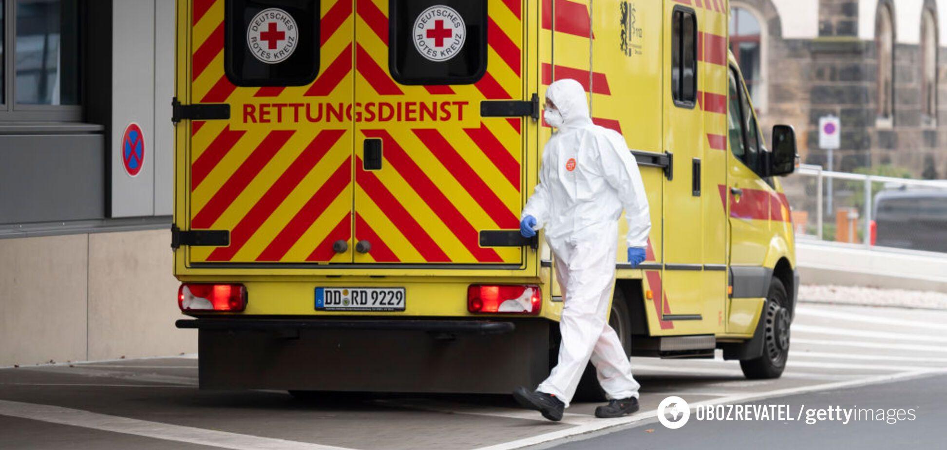 В Италии от коронавируса умерла еще одна украинка