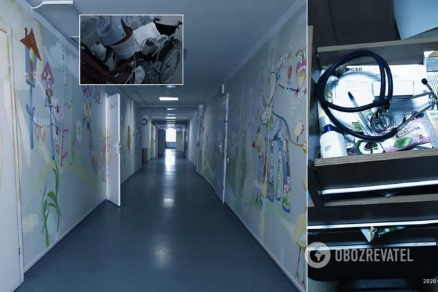 В Днепре обустроенный волонтерами детский онкоцентр отдали больным коронавирусом