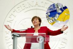У МФВ анонсували збільшення кредиту для України