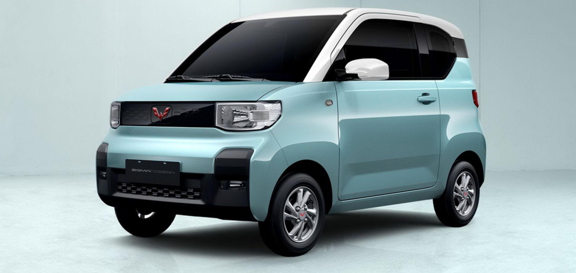 Буде дешево: GM представив маленький електромобіль