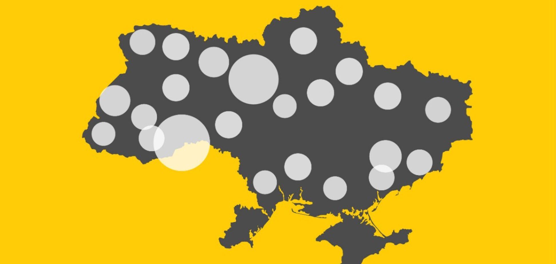Плюс 46 за сутки! В Украине коронавирусом заразились уже 356 человек