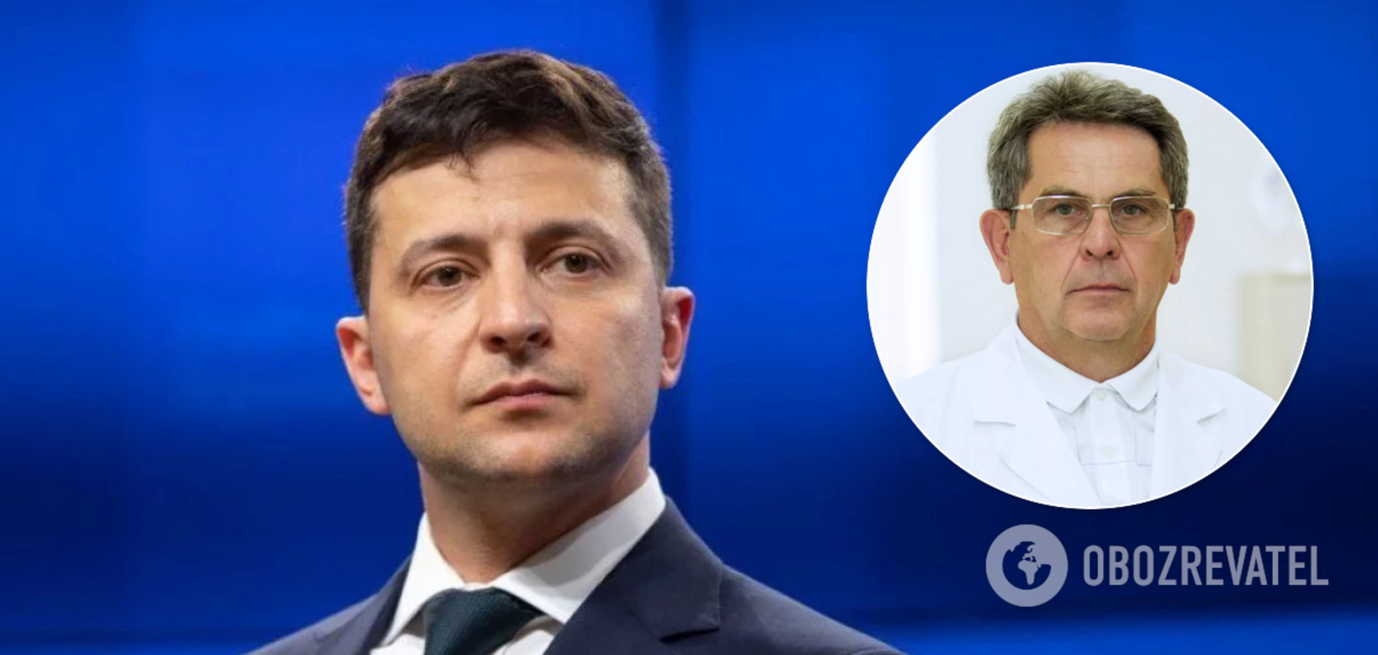 Зеленський підтвердив можливу відставку глави МОЗ Ємця