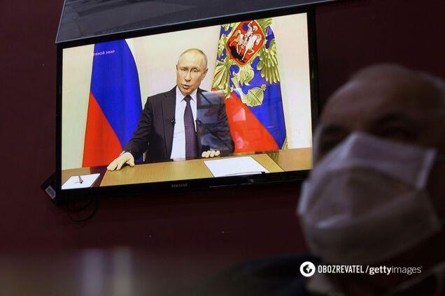 Путин начал опасную игру, которая закончится крахом