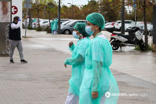 В 'Валенсии' выявлено масштабное заражение коронавирусом