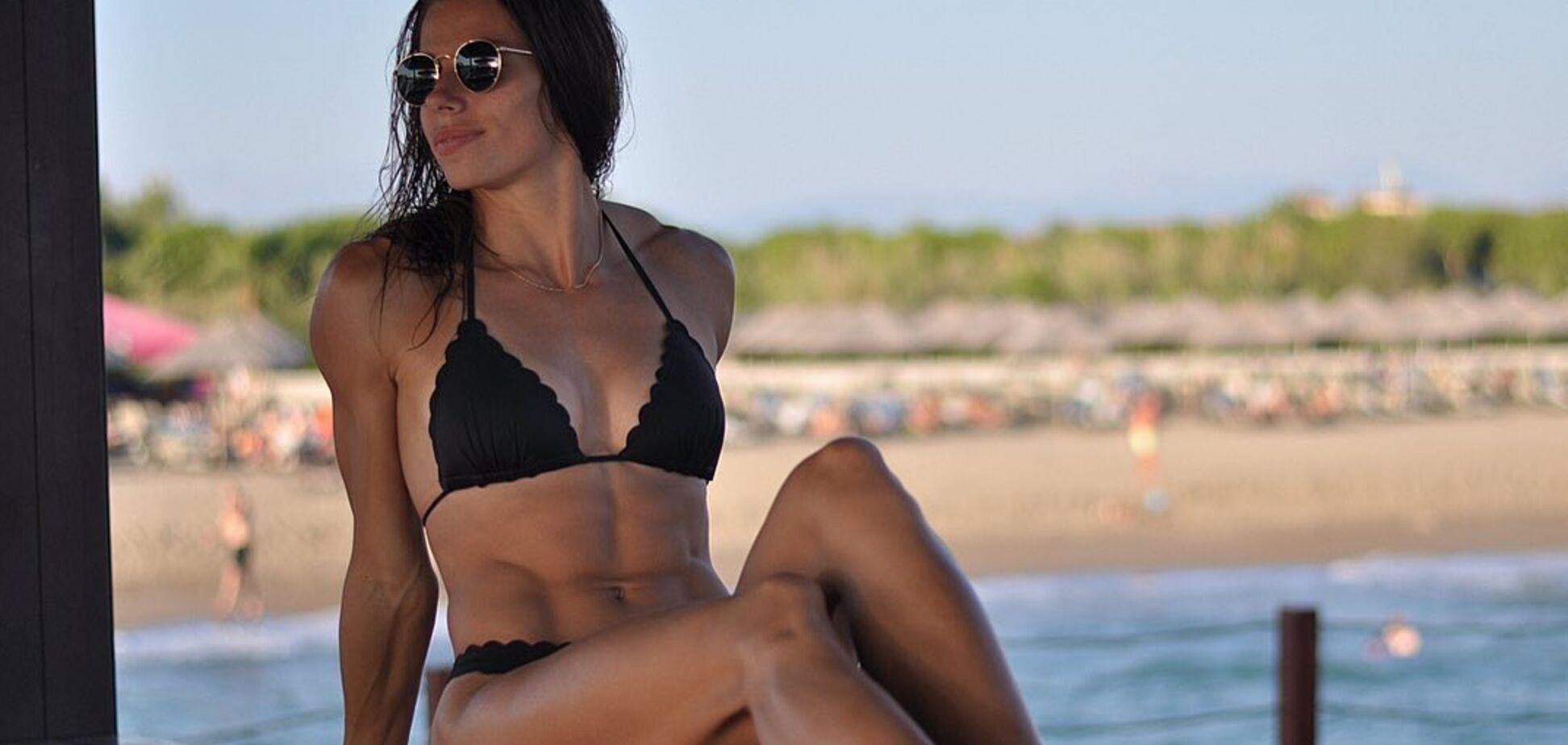 Легкоатлетка Марина Бех поразила потрясающей фигурой в бикини