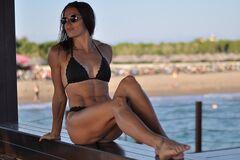 Легкоатлетка Марина Бех вразила приголомшливою фігурою в бікіні