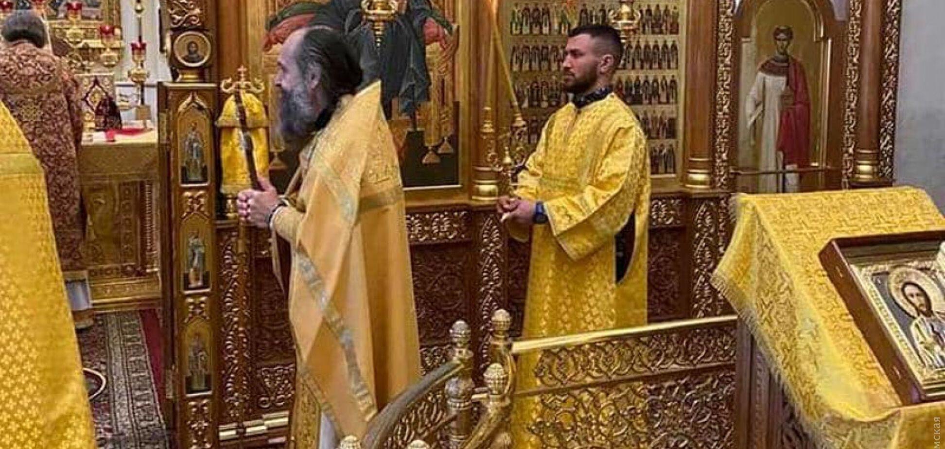 Ломаченко закликав православних малювати хрести на дверях від коронавiрусу