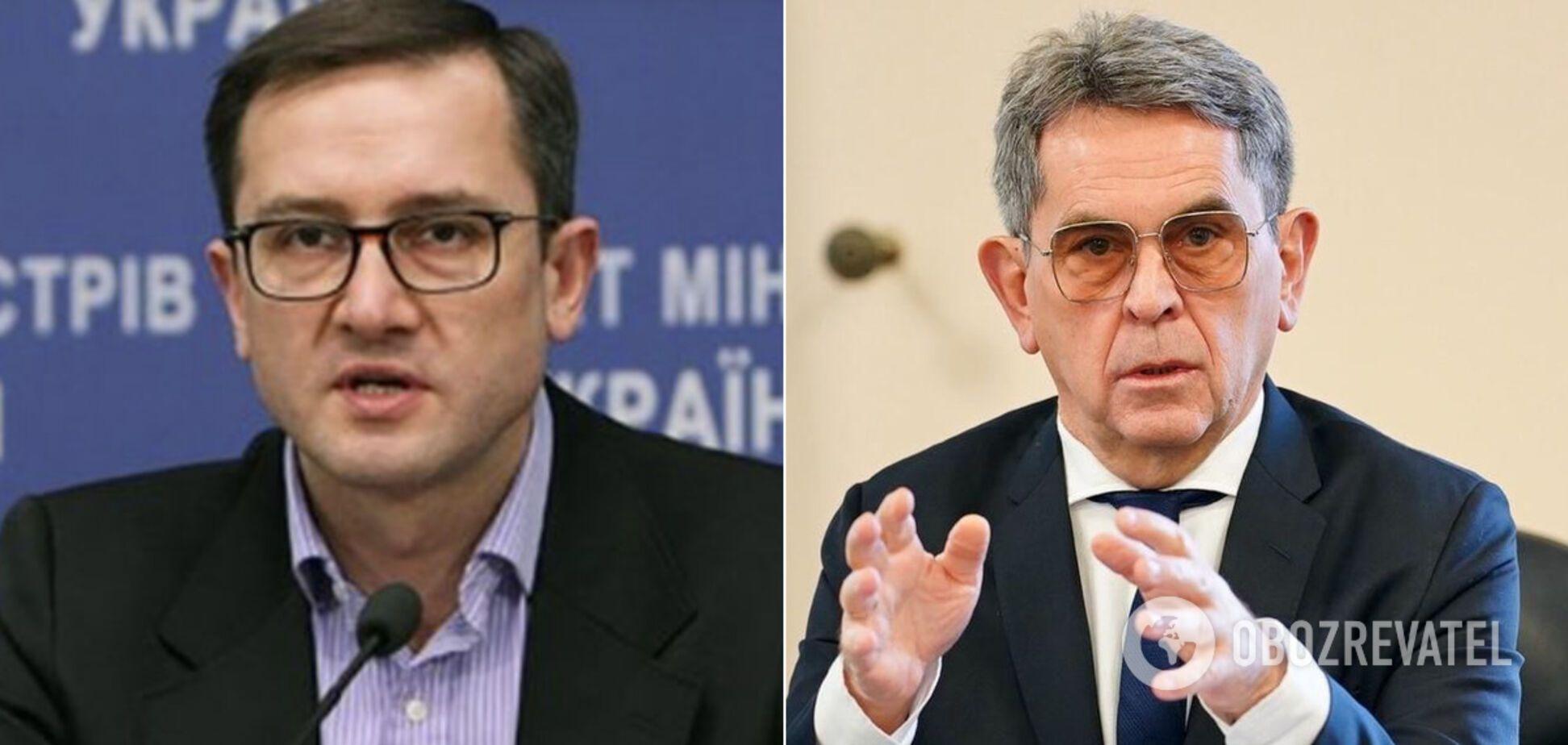 Геращенко повідомила про відставку Ємця та Уманського: у глави МОЗ спростували