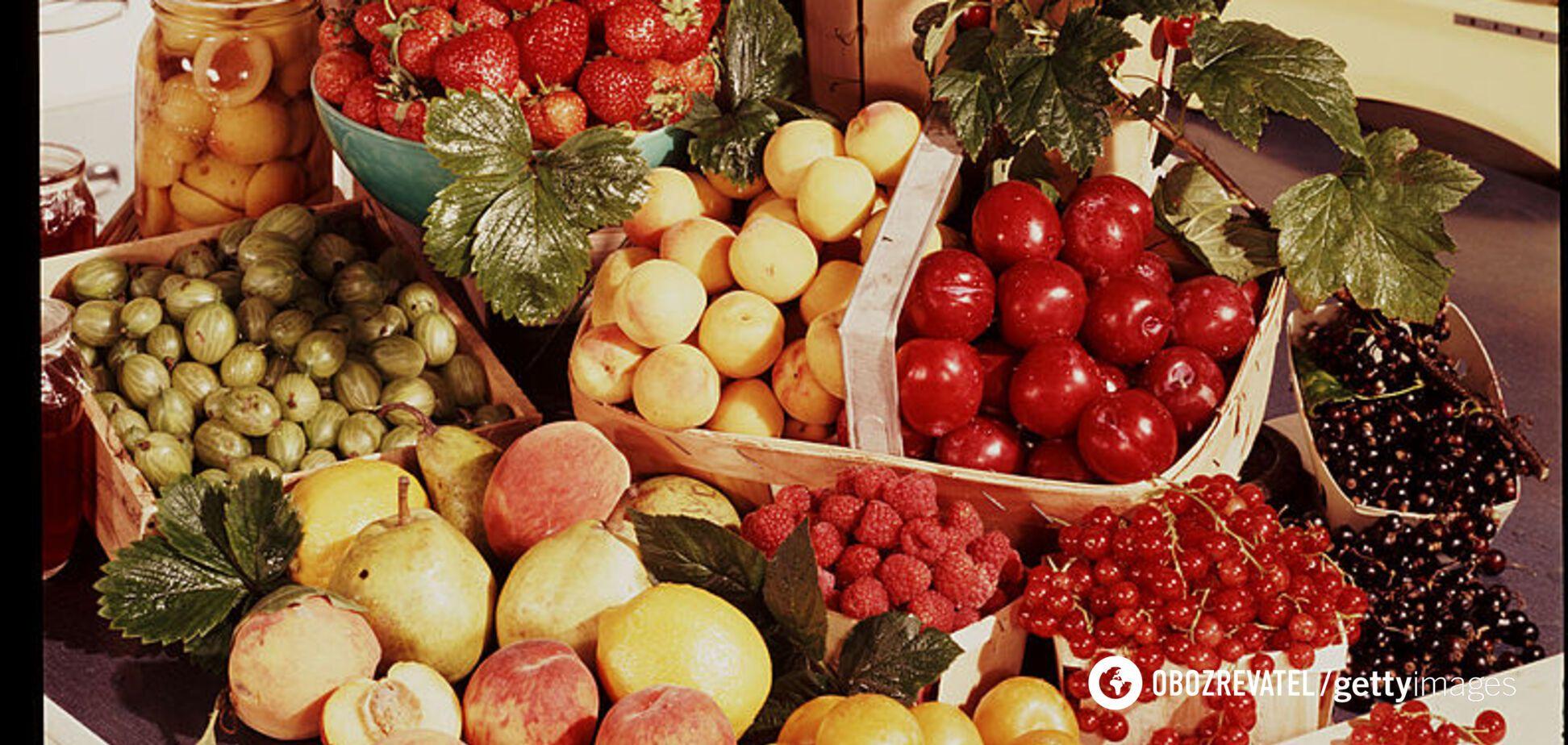 Список продуктів, які допомагають боротися з пандемією