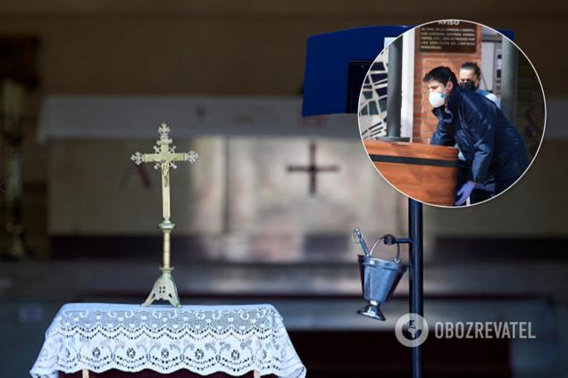В Іспанії за добу додалося більше 800 жертв коронавірусу