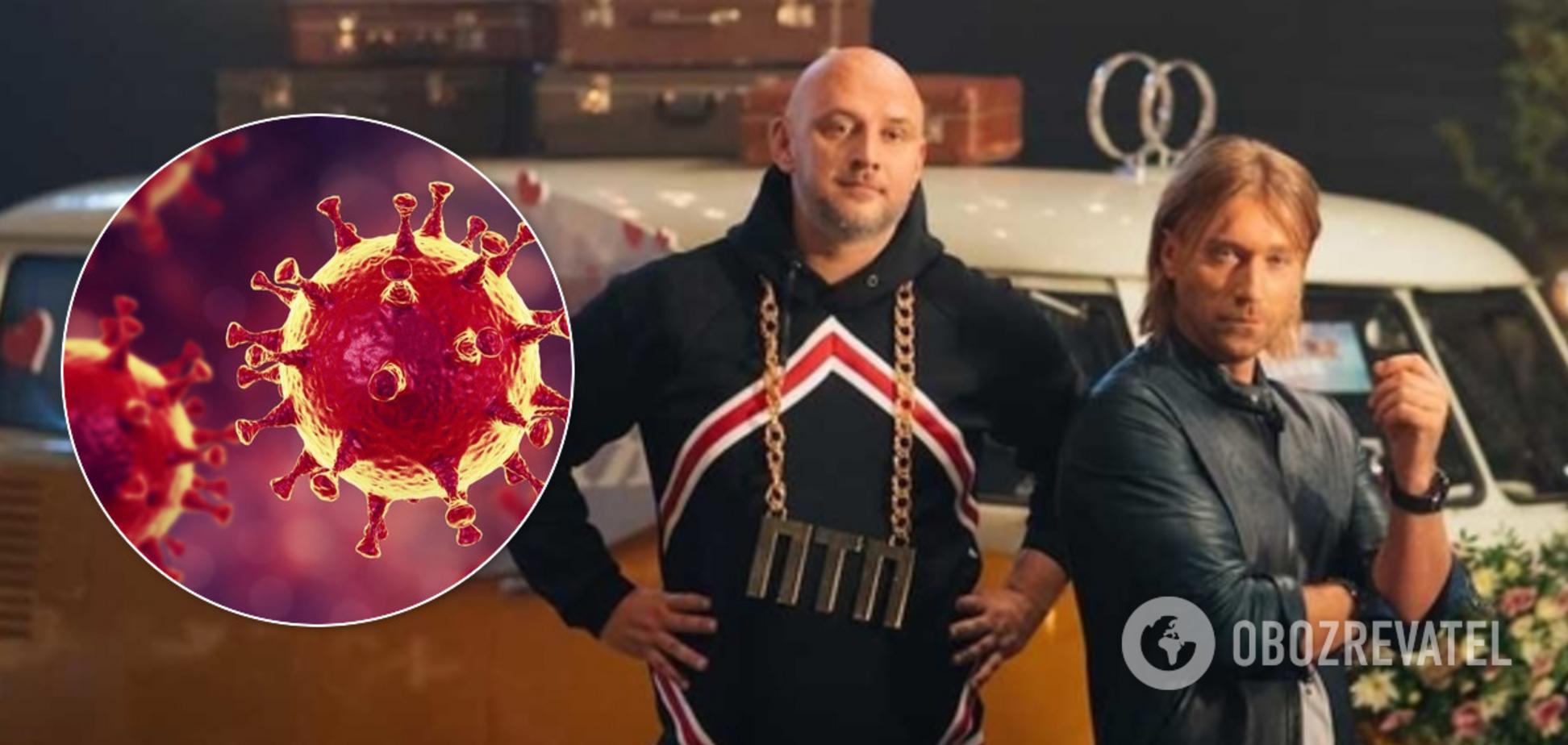 Потап вслед за Винником: Минздрав отличился новым курьезным видео