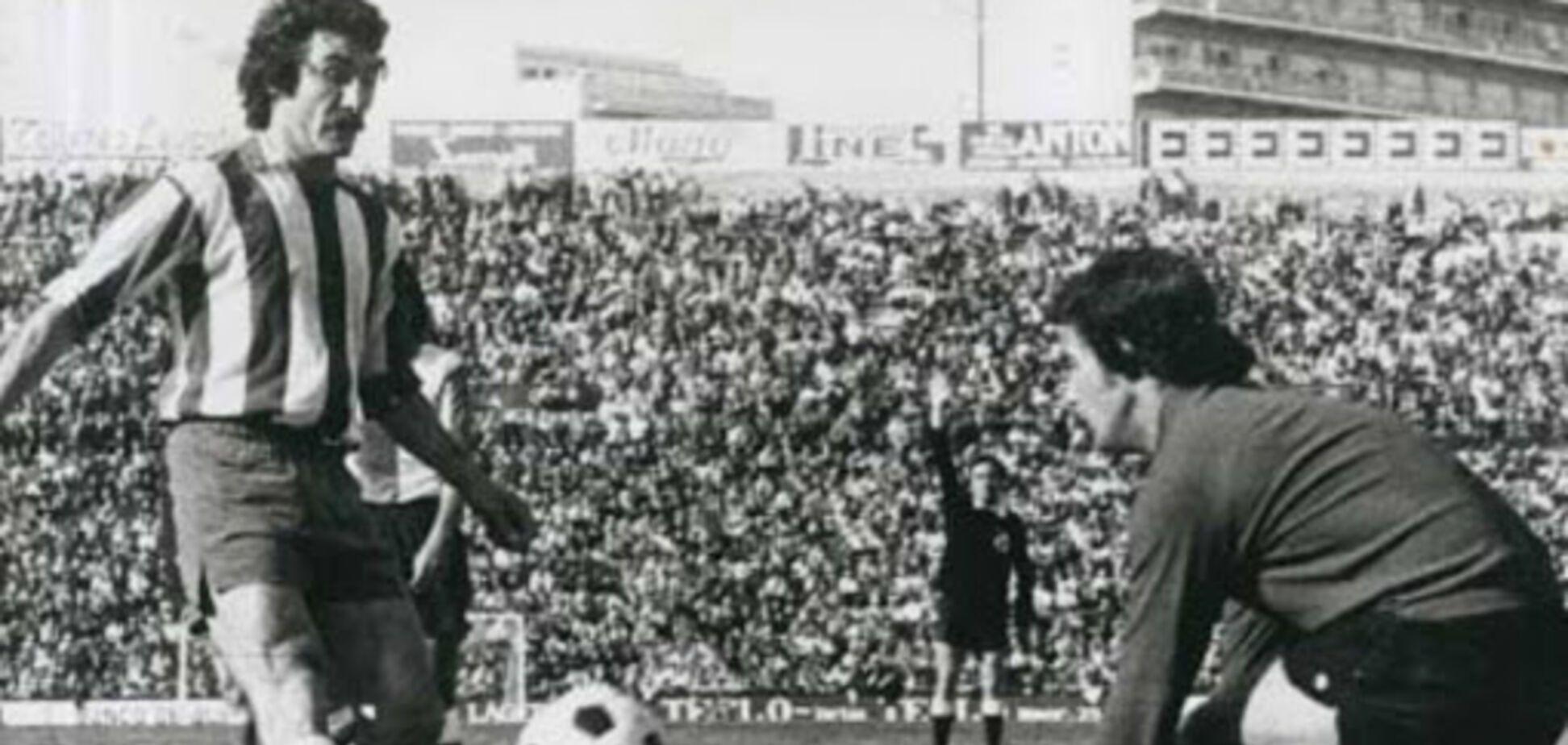 Помер легендарний чемпіон Іспанії з футболу Хосе Луїс Капон